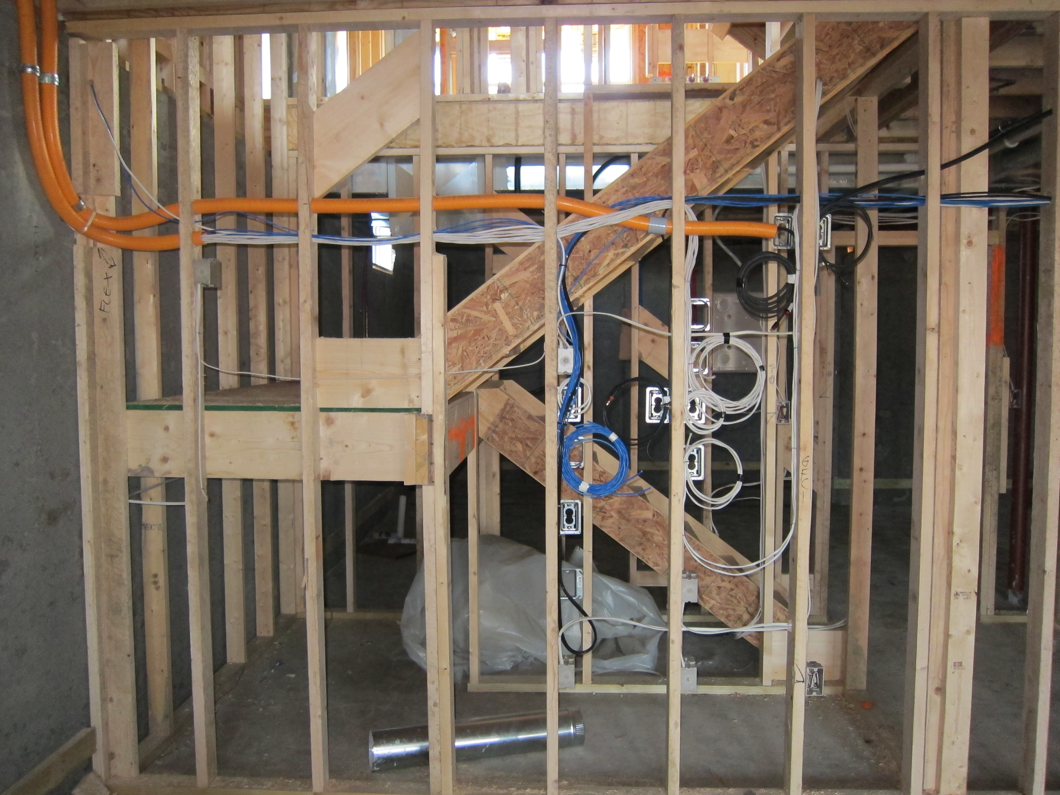 wiring a basement canada wire center u2022 rh inkshirts co Wiring a New Room Wiring Diagrams Lighting for Basement
